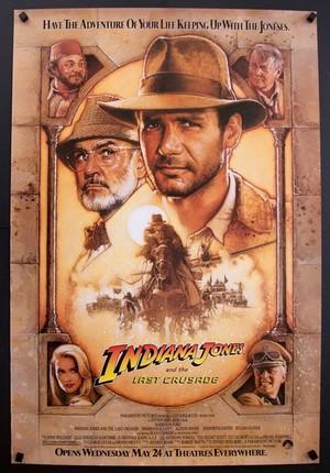 """Indiana Jones et la Dernière Croisade"" [1989]"