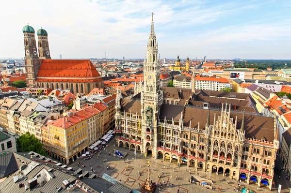Munich et la Bavière