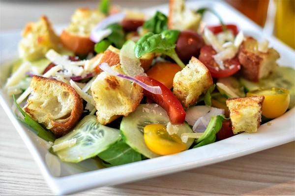 Recette : ma Salade Gourmande