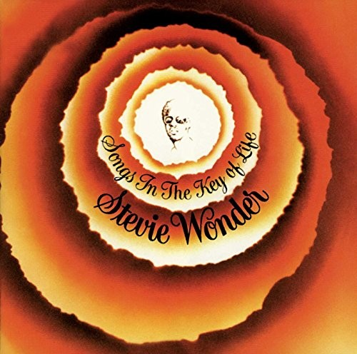 "Stevie Wonder ""Songs In The Key Of Life"" [1976]"