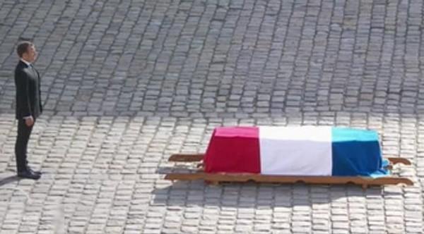 Adieu M. Le Président