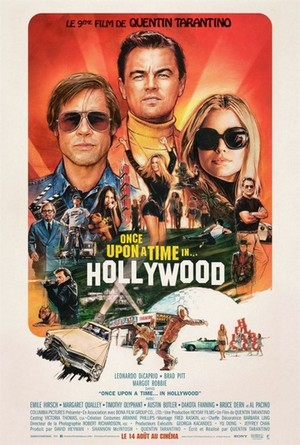 Once Upon A Time In Hollywood [2019]