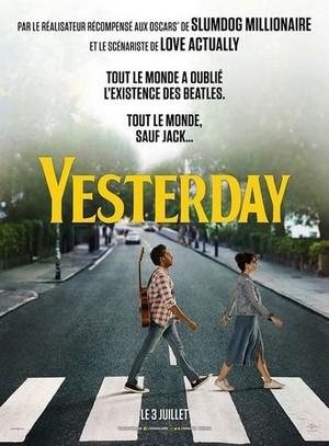 """""""Yesterday"""" [2019]"""