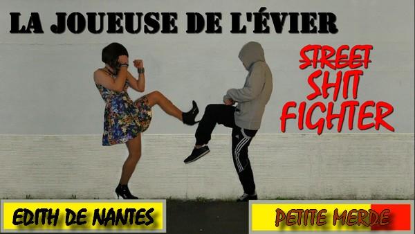 """La Joueuse de l'Evier """"Street Fighter"""""""