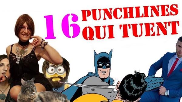 16 Punchlines qui Tuent