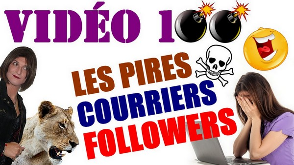 Vidéo 100 : Best Of Pires Mails Followers 📬🤣🍺