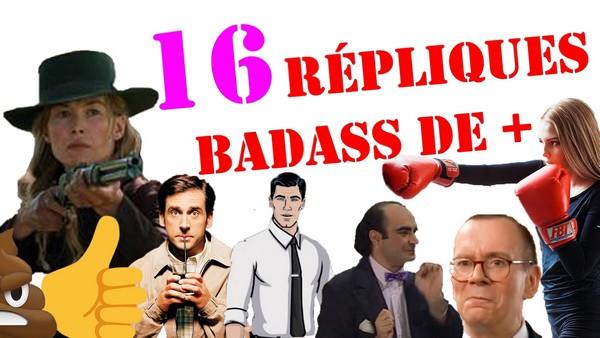 16 Punchlines Badass de +